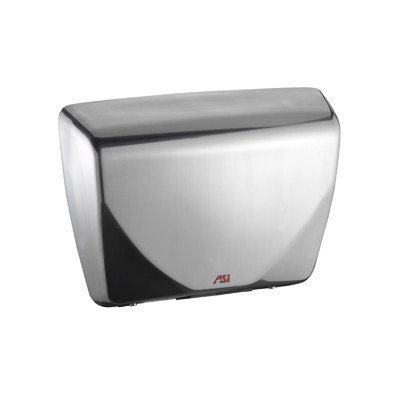 American Specialties Profile Steel No Touch Electric Hand Dryer - Color: Bright Stainless Steel