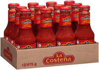 La Costena® Medium Taquera Salsa 12-16.7 oz. Bottles