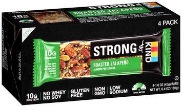 KIND® 4-Pack Roasted Jalapeno Almond 4-1.6 oz. Bars