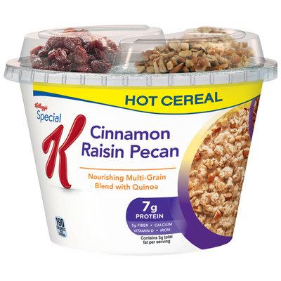 Special K® Kellogg Cinnamon Raisin Pecan Hot Cereal