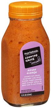Marketside™ Asian Ginger Cooking Sauce 12 fl. oz. Jar