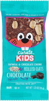 Curate™ Kids Oatmeal & Chocolate Chunk Bar 1.23 oz. Pack