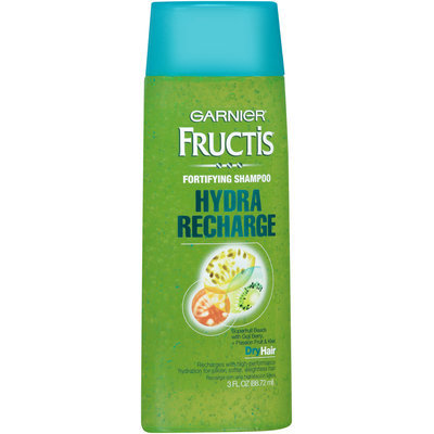 FRUCTIS® Hydra Recharge Shampoo For Dry Hair 3 fl. oz.