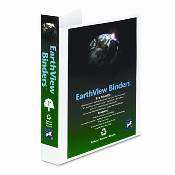 Aurora Products Earthview D-Ring Presentation Binder