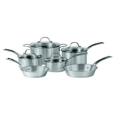 Gordon Ramsay Maze 10-pc. Stainless Steel Cookware set