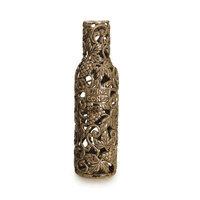 Asstd National Brand Rustic Brown Grape Vine Ceramic Cork Holder