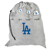 Forever Collectibles MLB Laundry Bag MLB Team: Los Angeles Dodgers