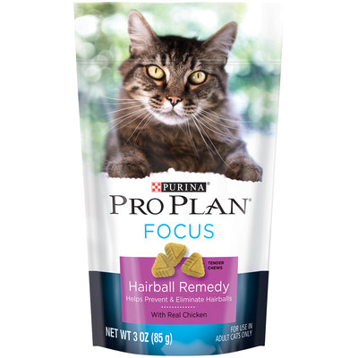 PRO PLAN® FOCUS ADULT Hairball Remedy With Chicken