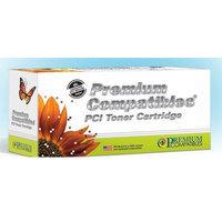 Premium Compatibles Inc. Lexmark 12A7405 MICR Toner Cartridge, 6000 Page Yield, Black