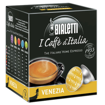 Bialetti I Caffe d'Italia Venezia Espresso Capsules - 16-pk.