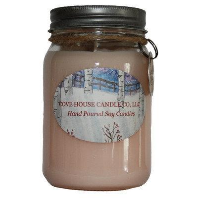 Covehousecandleco Bombshell Jar Candle