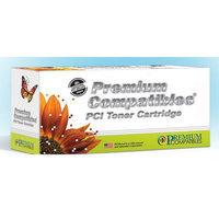 Premium Compatibles Okidata 43487735 Oki C8800 Cyan Toner Cartridge
