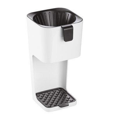 Koziol Unplugged Coffee Machine Color: White and Black