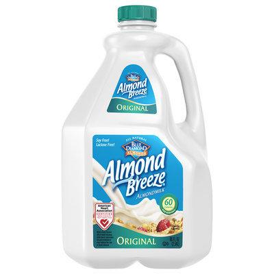 Blue Diamond Almonds® Almond Breeze® Original Almondmilk 86 fl. oz. Jug