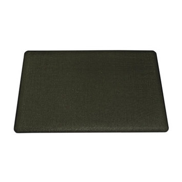 Gale Pacific Coolaroo Anti-Fatigue Ergotex Mat - Black Matte Gold