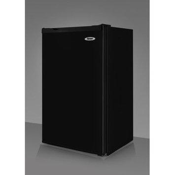 Summit Appliance 34.25 x 19.36 Refrigerator Freezer in Black