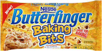 Nestlé Butterfinger Baking Bits 10 oz. Bag