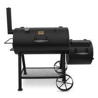 Char-Broil Highland Offset Smoker Gril 15202026 Black