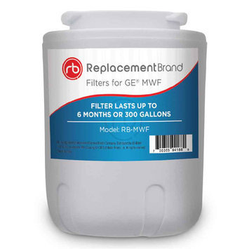 ReplacementBrand GE MWF Comparable Refrigerator Water Filter