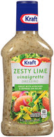 Kraft Zesty Lime Vinaigrette Dressing 16 fl. oz. Bottle