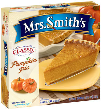 Mrs. Smith's® Classic Pumpkin Pie 27 oz. Box