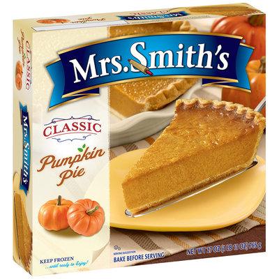 Mrs. Smith's® Classic Pumpkin Pie 27 oz. Box