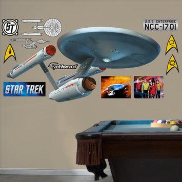 USS Enterprise Fathead