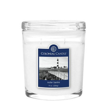 Colonial Candle Cities Outer Banks Jar Candle