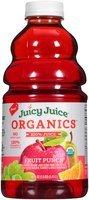 Juicy Juice® Organics™ Fruit Punch 100% Juice 48 fl. oz. Bottle