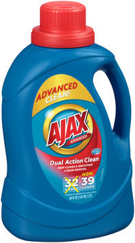 Ajax® Advanced Dual Action Clean Laundry Detergent 39 Loads 60 fl. oz. Jug