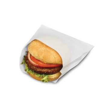 Bagcraft Bakery Bags Open-Top Grease-Resistant Sandwich Bags