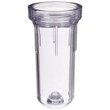 Pentek PENTEK-153128 10 in. 10 Standard Clear Sump for Water Filters