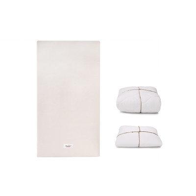 Babyletto Coco Core Crib Mattress with Dry Organic Cover