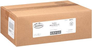 Armour® Turkey Meatballs 14 oz. Bag