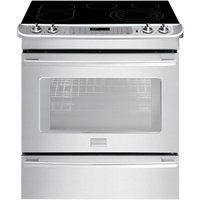 Frigidaire Professional 4.6 cu. ft. Slide-In Electric Range - Stainless Steel