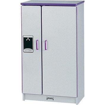 Jonti-Craft Rainbow Accents Kitchen Refrigerator