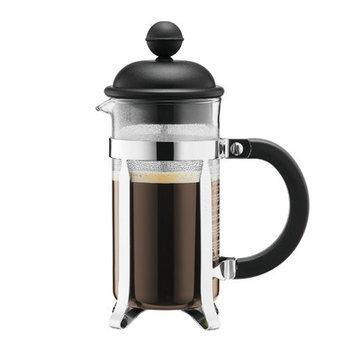 Bodum Caffettiera French Press Coffee Maker Color: Black, Size: 12 oz.