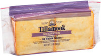 Tillamook® Muenster Thick Cheese Slices 2 lb. Pouch