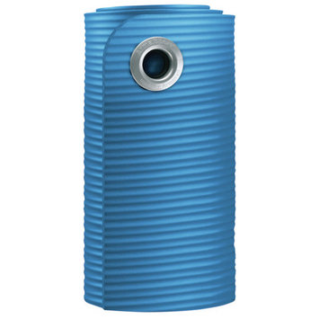 Fabrication Enterprises 321400B ArmaSport Fit15 mat 24 x 48 x 0.6 in blue