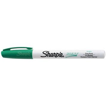 Sharpie Green Fine Point Oil-Based Paint Marker 35537