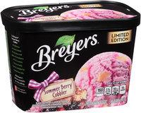 Breyers® Summer Berry Cobbler