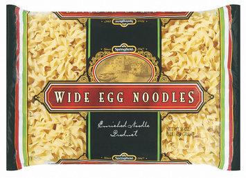 Springfield Wide Egg Noodles 16 Oz Bag