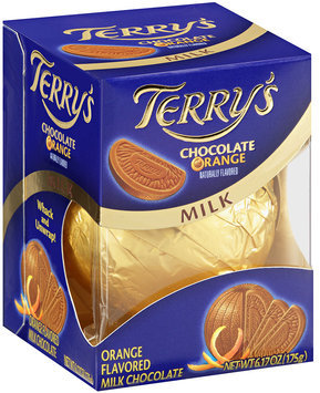 Terry's Milk Chocolate Orange 6.17 oz Box
