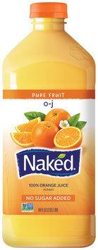 Naked Juice® O-J 100% Orange Juice 64 fl oz. Bottle