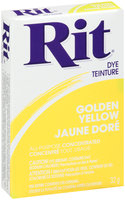 Rit® Golden Yellow All-Purpose Concentrated Dye 32g Box