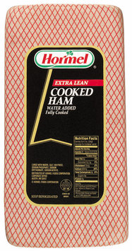 HORMEL Cooked Extra Lean Ham   CHUNK