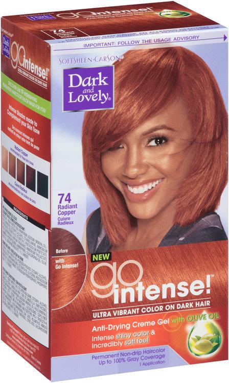Dark And Lovely Go Intense For All Hair Types