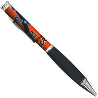Team Sports America MLB Comfort Grip Pen MLB Team: Detroit Tigers