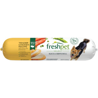 Freshpet® SELECT TENDER CHICKEN WITH VEGETABLES & BROWN RICE DOG FOOD RECIPE
