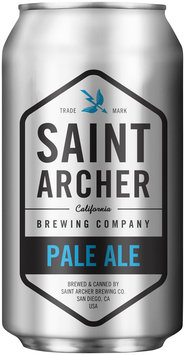 Saint Archer Brewing Company Pale Ale Beer 12 fl. oz. Can